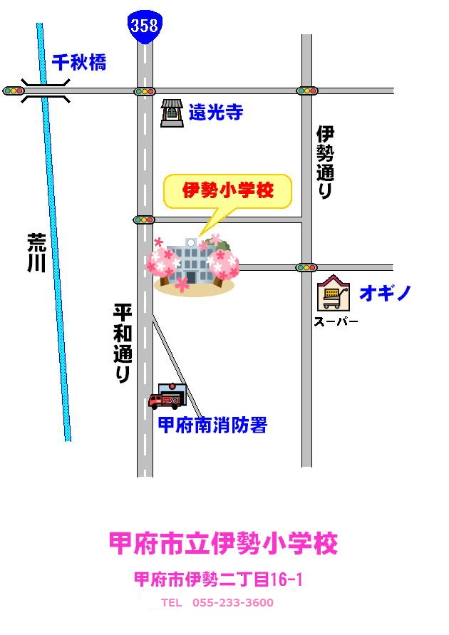 ise-map